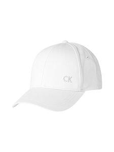 Calvin Klein Bags & Accessories - Baseball Cap -lippalakki - 101 WHITE | Stockmann