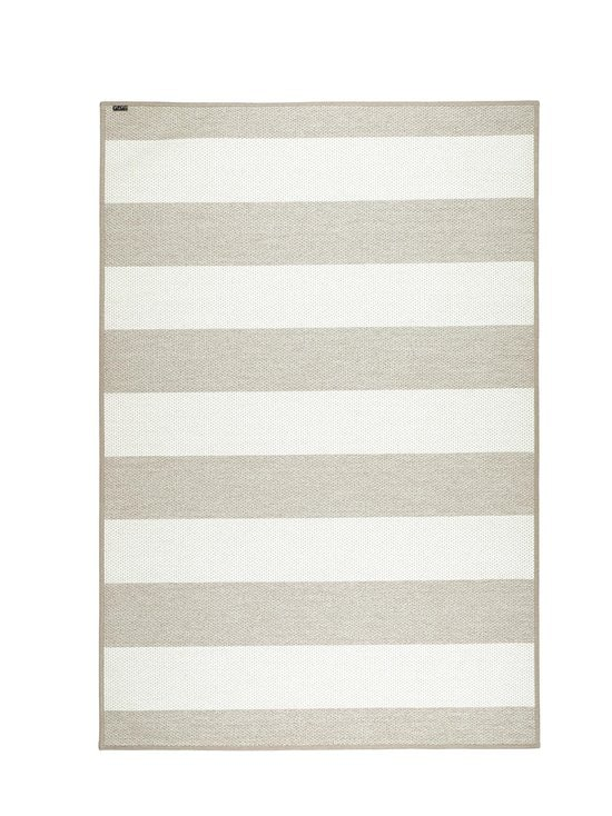 VM-Carpet - Viiva-matto - BEIGE/VALKOINEN | Stockmann - photo 1