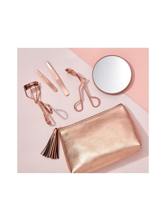 Rose Gold Slant Tweezer -pinsetit