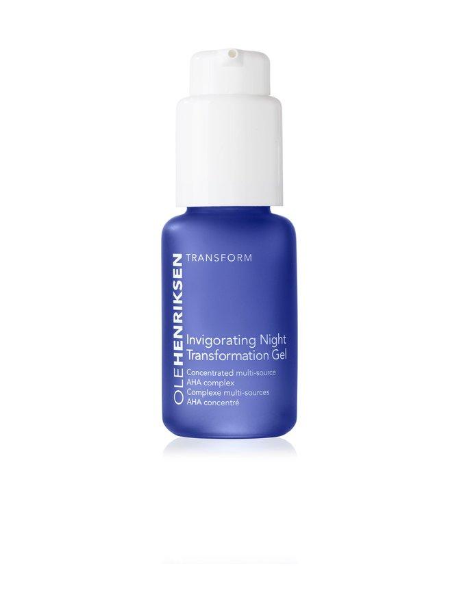 Transform Invigorating Night Transformation Gel -seerumi 30 ml