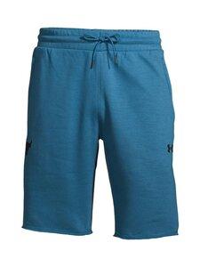 Under Armour - Project Rock Charged Cotton® Fleece Shorts -shortsit - 446 ACADIA / / BLACK   Stockmann