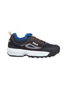 Fila - M Disruptor Run CB -sneakerit - 13U - BLACK / OLYMPIAN BLUE   Stockmann