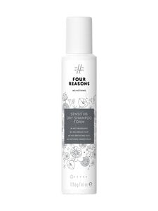 Four Reasons - No Nothing Sensitive Dry Shampoo Foam -kuivashampoovaahto 200 ml - null | Stockmann