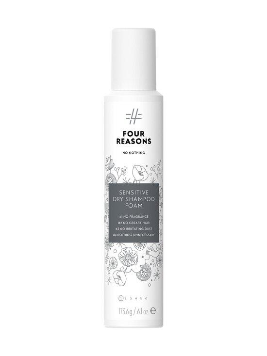 Four Reasons - No Nothing Sensitive Dry Shampoo Foam -kuivashampoovaahto 200 ml - NOCOL | Stockmann - photo 1
