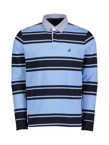 Cap Horn - John Rugbyshirt -paita - LT. BLUE/NAVY   Stockmann