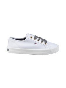 Tommy Hilfiger - Essential Nautical -sneakerit - YBS WHITE | Stockmann