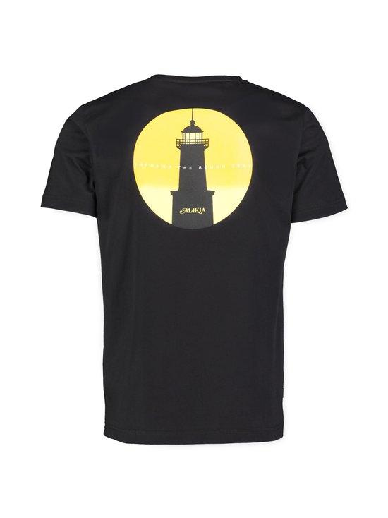 Makia - Guardian T-Shirt -paita - 999 BLACK | Stockmann - photo 2