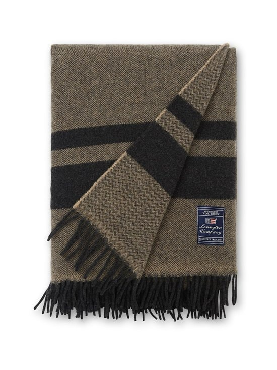 Lexington - Herringbone-villahuopa 130 x 170 cm - BROWN | Stockmann - photo 1