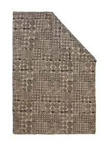 Casa Stockmann - Arte-pussilakana 150 x 210 cm SANDSTONE/BLACK - SANDSTONE /BLACK COMBO | Stockmann