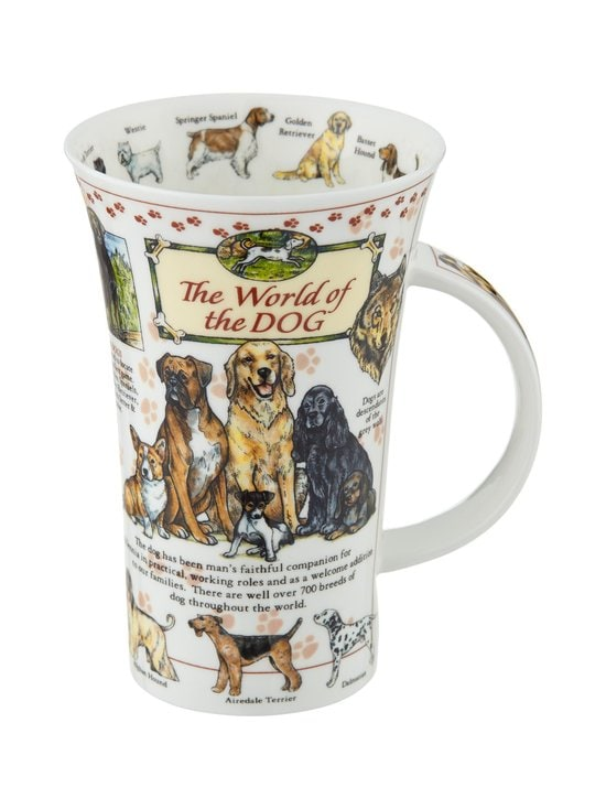Dunoon - Glencoe World of Dog -muki 0,5 l - VALKOINEN | Stockmann - photo 1
