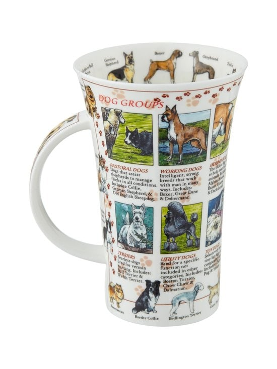 Dunoon - Glencoe World of Dog -muki 0,5 l - VALKOINEN | Stockmann - photo 2