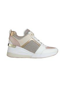 Michael Michael Kors - Georgie Leather And Chain-Mesh -sneakerit - SFTPNK MULTI 612 | Stockmann