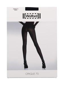 Wolford - Opaque 70 den -sukkahousut - ADMIRAL (TUMMANSININEN) | Stockmann