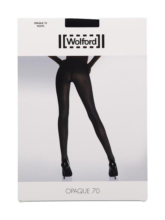 Wolford - Opaque 70 den -sukkahousut - ADMIRAL (TUMMANSININEN)   Stockmann - photo 1