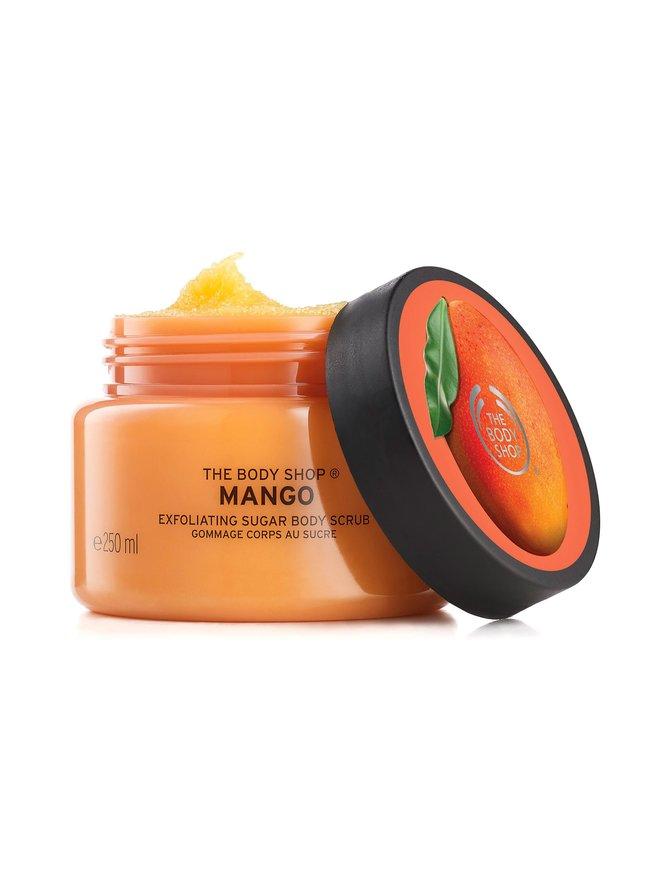 Mango Exfoliating Sugar Body Scrub -vartalokuorinta 250 ml