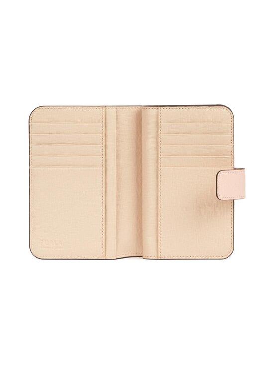 Furla - Babylon M Compact Wallet -nahkalompakko - BNH00 CANDY ROSE+BALLERINA I | Stockmann - photo 2