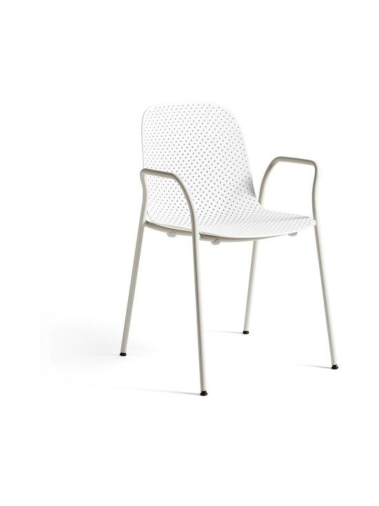 HAY - 13Eighty Armchair -tuoli - CHALK WHITE SHELL/GREY WHITE BASE | Stockmann - photo 1