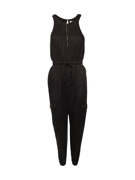 Superdry - Kaya Utility Jumpsuit -haalari - 02A BLACK | Stockmann - photo 1