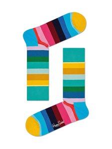 Happy Socks - Stripe-sukat - 0100-MULTICOLOR | Stockmann