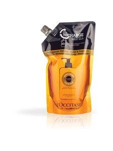 Loccitane - Shea Verbena Liquid Soap Eco Refill -nestesaippua, täyttöpakkaus 500 ml | Stockmann