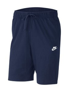 Nike - Sportswear Club Fleece -collegeshortsit - 410 MIDNIGHT NAVY/WHITE | Stockmann