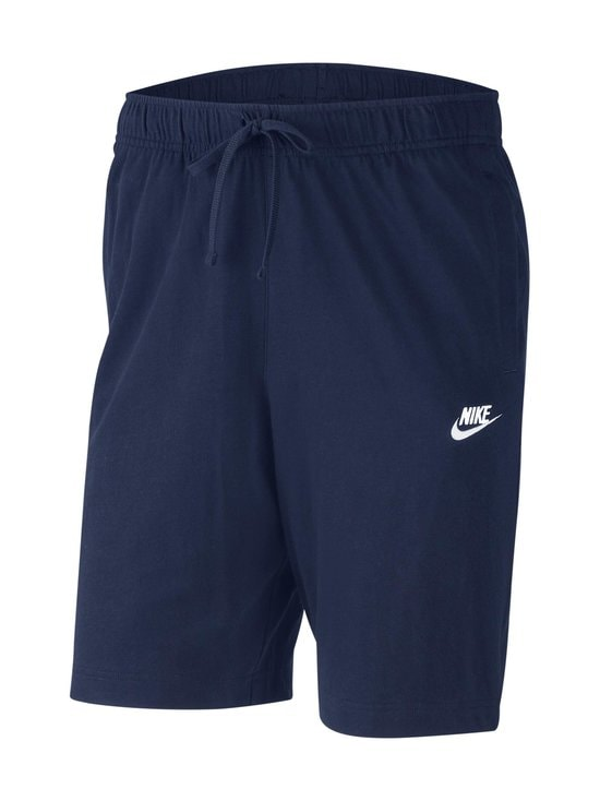 Nike - Sportswear Club Fleece -collegeshortsit - 410 MIDNIGHT NAVY/WHITE | Stockmann - photo 1