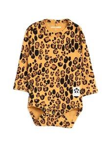 Mini Rodini - Basic Leopard -body - BEIGE | Stockmann