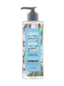 Love Beauty and Planet - Luscious Hydration Body Creme -vartalovoide 400 ml | Stockmann