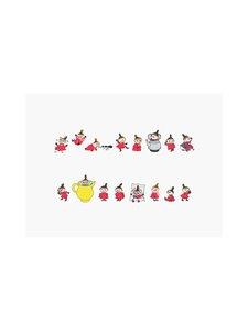 Moomin - Lilla My -tabletti 40 x 30 cm - VALKOINEN   Stockmann
