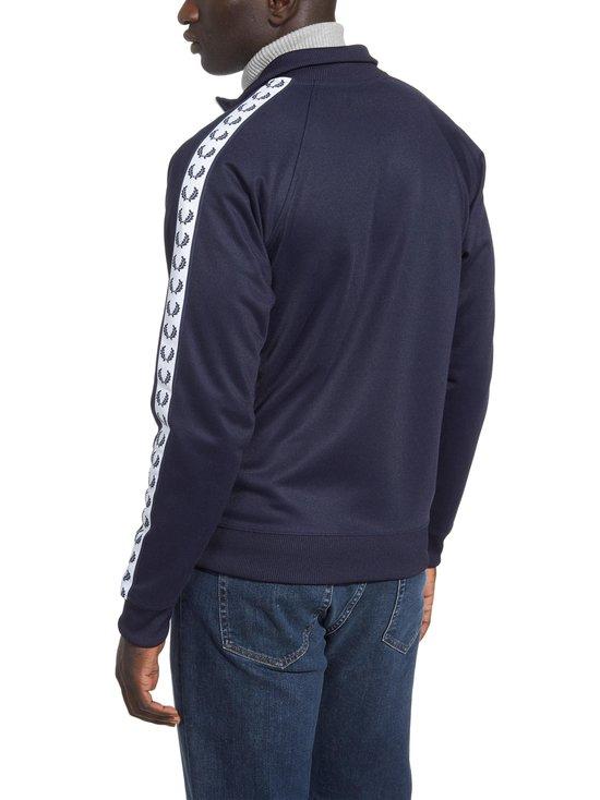 Sports Authentic Taped Track Jacket -takki