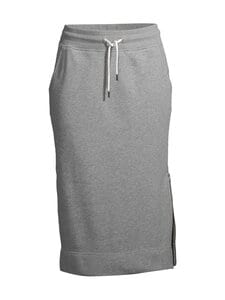 GANT - Zip Jersey Sweat -hame - 93 GREY MELANGE | Stockmann