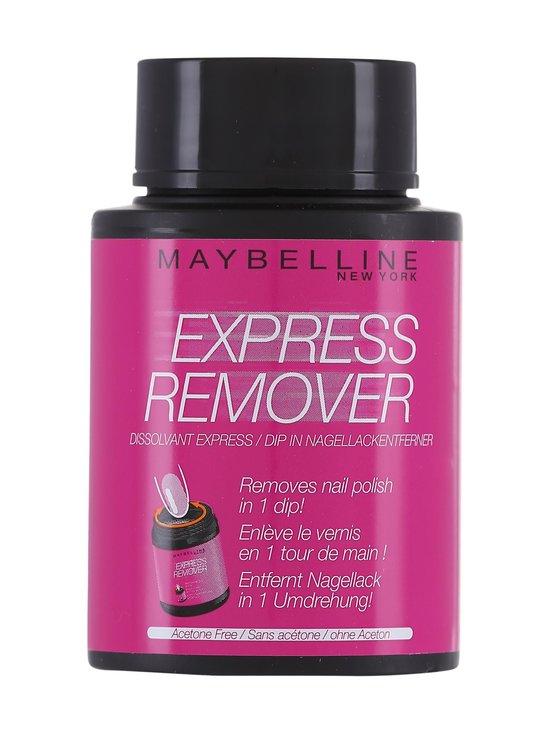 Maybelline - Express Remover -kynsilakanpoistoaine - 1 | Stockmann - photo 1