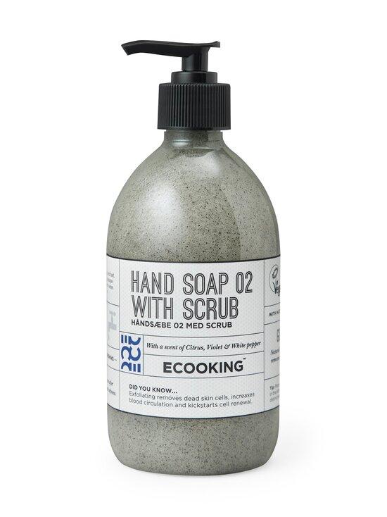 Ecooking - Hand Soap with Scrub -käsisaippua 500 ml - NOCOL | Stockmann - photo 1