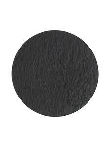 Villeroy & Boch - Manufacture Rock -lautanen 32 cm - BLACK | Stockmann