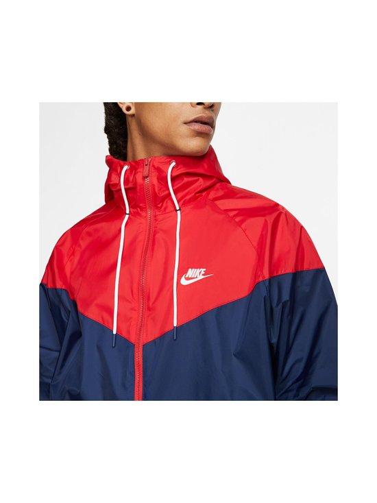 Nike - Sportswear Windrunner -takki - 410 MIDNIGHT NAVY/UNIVERSITY RED/WHITE | Stockmann - photo 5