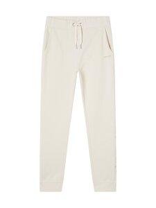 Calvin Klein Jeans - Logo Trim Jogging Pant -collegehousut - PGA WHITE SAND | Stockmann