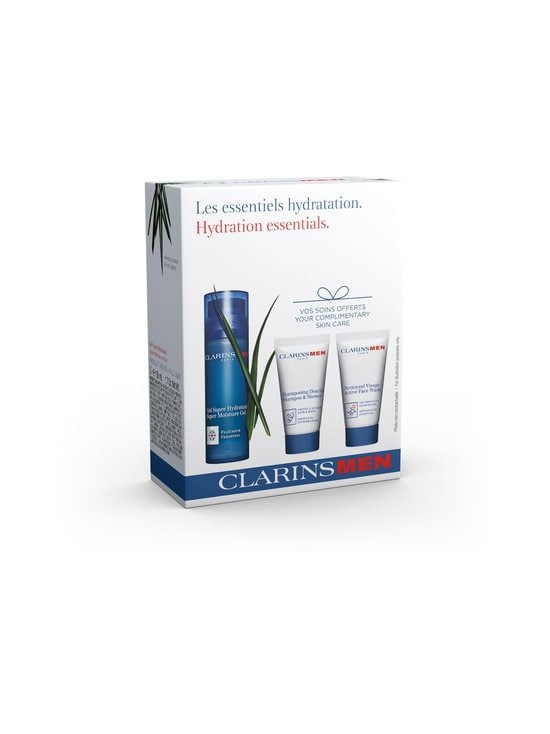 Clarins - Men Hydration -ihonhoitosetti - NOCOL | Stockmann - photo 1