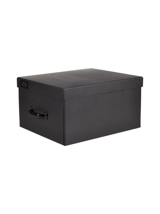 Bigso Box - Thea-säilytyslaatikko - GRAPHITE (TUMMANHARMAA) | Stockmann - photo 1