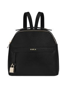 Furla - Piper S Backpack -nahkareppu - O60-NERO | Stockmann