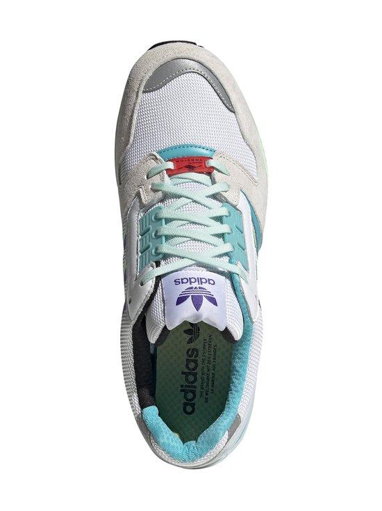 adidas Originals - ZX 8000 -sneakerit - CLOUD WHITE/PURPLE/LIGHT AQUA | Stockmann - photo 2