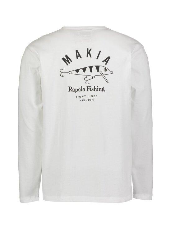 Makia - Makia x Rapala Pioneer -paita - M22001 WHITE | Stockmann - photo 2