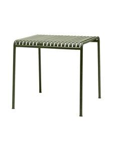 HAY - Palissade-pöytä 80 x 80 cm - OLIVE (OLIIVINVIHREÄ) | Stockmann