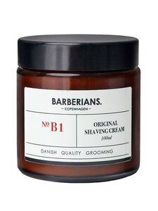 Barberians - Shaving Cream -parranajovoide 100 ml | Stockmann