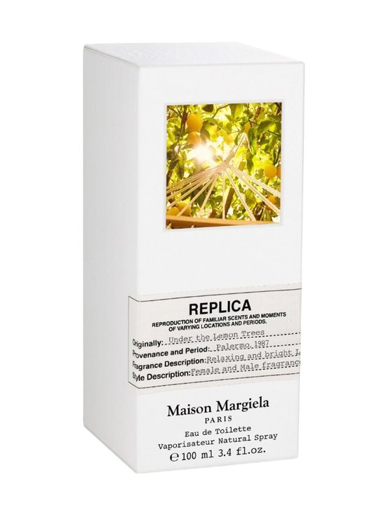 Maison Margiela - Replica Under The Lemon Trees EdT -tuoksu 100 ml - NOCOL | Stockmann - photo 2
