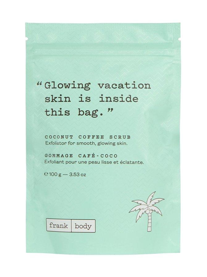 Coconut Coffee Scrub -kuorinta 100 g