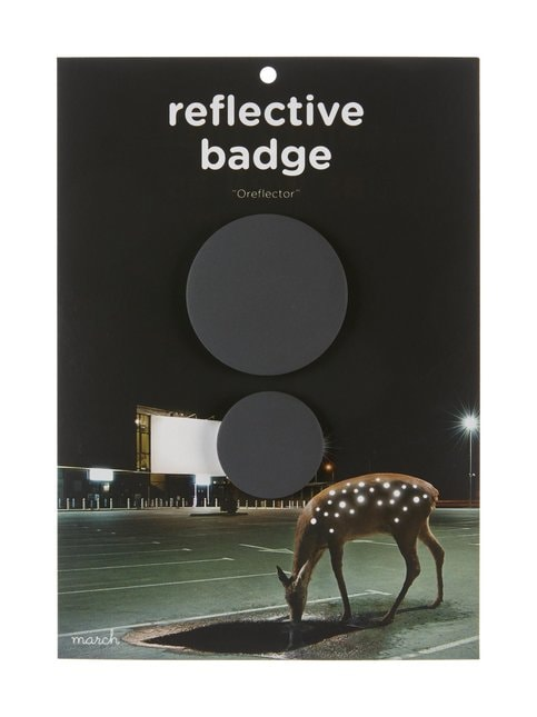 Oreflector- heijastava rintamerkki 2 kpl