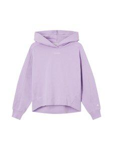 Calvin Klein Jeans - MICRO BRANDING HOODIE -huppari - V0K PALMA LILAC | Stockmann