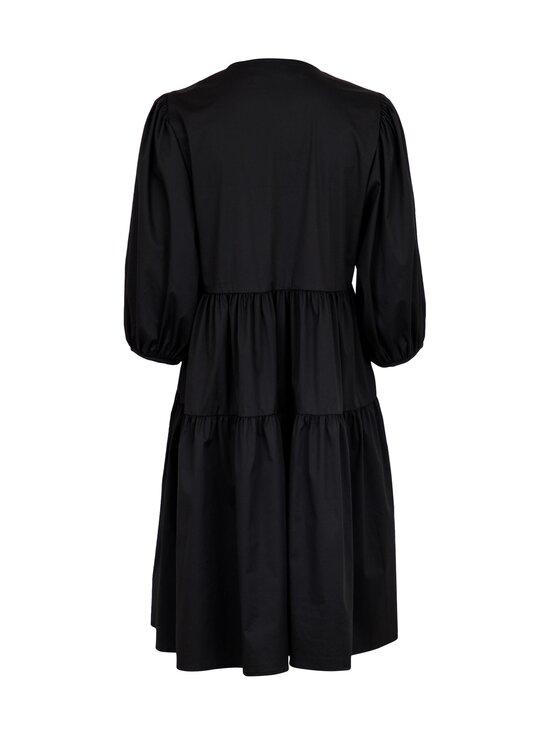 Neo Noir - Ferm Solid Dress -mekko - 100 BLACK | Stockmann - photo 2