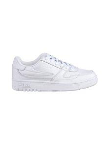 Fila - FX Ventuno Lux Low Men -nahkasneakerit - 91X WHITE / WHITE   Stockmann
