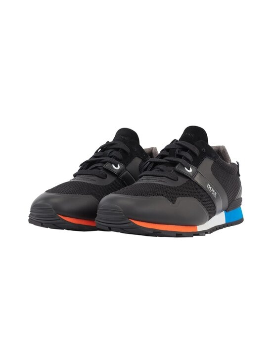 BOSS - Parkour_Runn_meth-sneakerit - 006 BLACK | Stockmann - photo 2